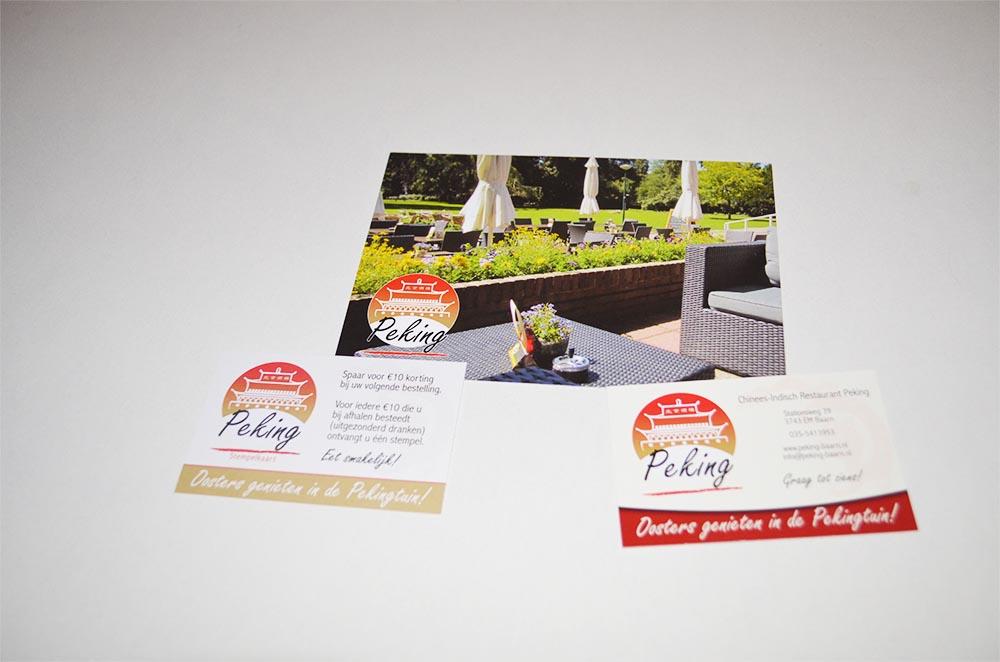 Visitekaartje / Flyer